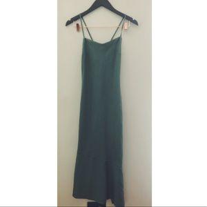 Reformation vintage midi Dress size S/2